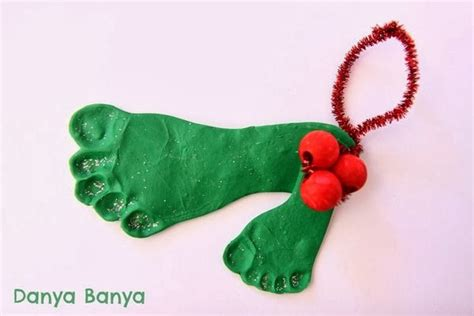 Inside Christmas Decorations holly amp mistletoes danya banya