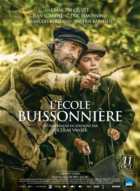 film pour 2017 affiche du film l ecole buissonni 232 re affiche 1 sur 1