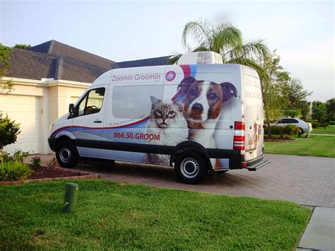 mobile grooming mobile grooming vehicles for sale vehicle ideas