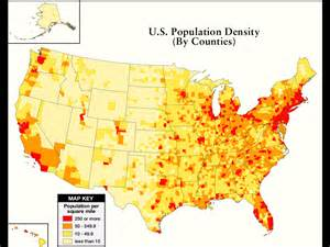 a guide to population growth and density