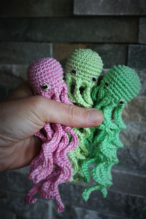 crochet diy happyamigurumi amigurumi free seamless octopus pattern