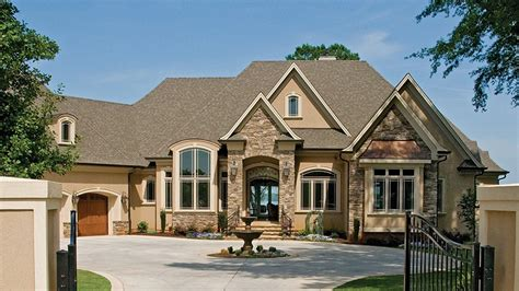 european estate house plans european estate home hwbdo75743 european from