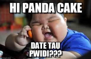 Chinese Kid Meme - hi panda cake asian fat kid meme en memegen