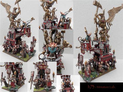 Altar Of Blood Empire coolminiornot empire war altar of sigmar by 1a73miniaturelab