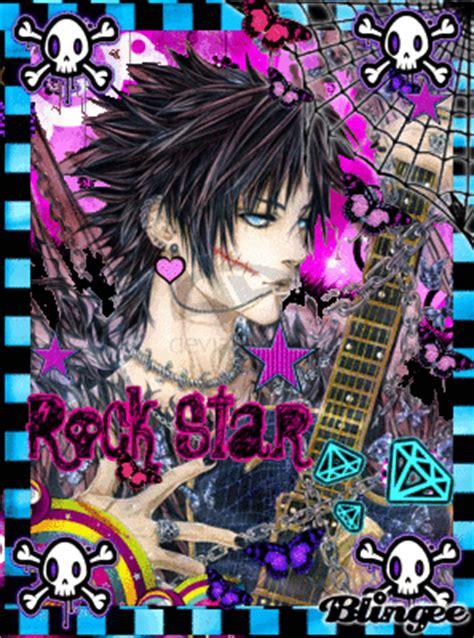 imagenes emo punk rock punk the rock star picture 116890621 blingee com