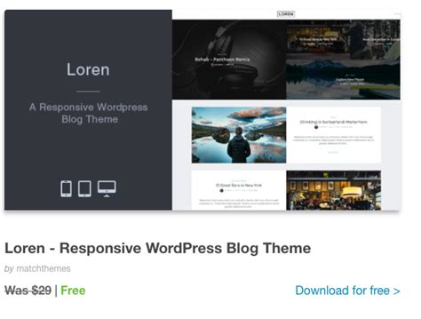 themes wordpress envato free design assets and wordpress themes for december 2017