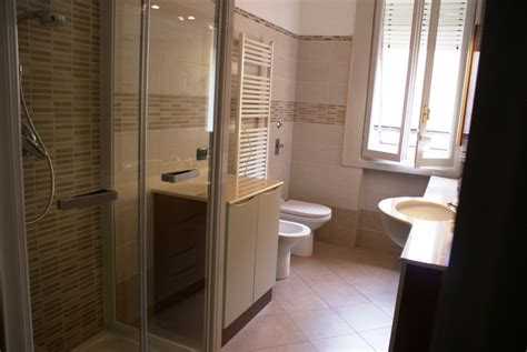 progetto bagno paderno ristrutturazione appartamento monza brianza