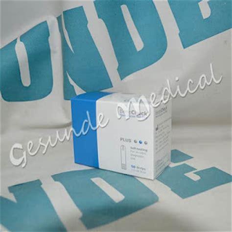 Alat Cek Test Periksa Glukosa Glucosa Glucose Onetouch Select Simple gula darah benecheck 50 toko medis jual alat kesehatan