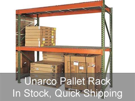 Unarco Racking by Pallet Rack Unarco Pallet Rack Capacity