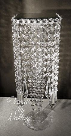 Diy Chandelier Centerpiece 1000 Images About Candle Holder Crafts On Pinterest Candle Holders Diy Candle Holders And