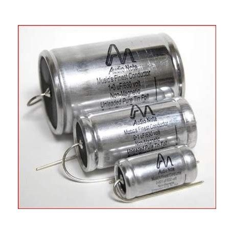 audio note silver foil capacitors 0 022uf 630v audio note tin foil mylar audiokit