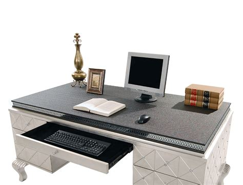 swank desk by aico desks