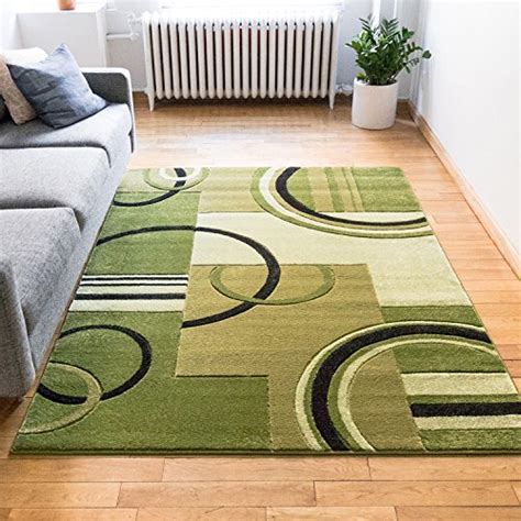 Fabulous Emerald Green Area Rugs Funkthishouse Com Green Modern Rugs