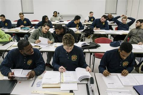 Union Plumbing Apprenticeship by Pay Levels Crimp Work Opportunities For Plumbers Union Wsj