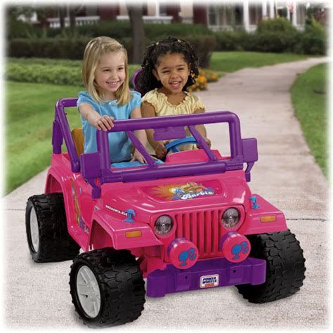 Pink Jeep Power Wheels Power Wheels 174 Jammin Jeep 174 Wrangler Pink Shop