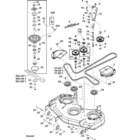 deere z425 belt diagram wiring diagram for deere la140 wiring diagram for