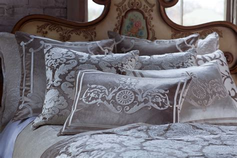 lili alessandra bedding lili alessandra angie chagne velvet with ivory applique
