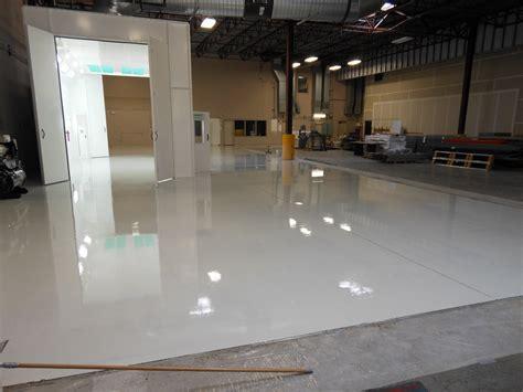 Kansas City Epoxy Flooring Contractors & Stained Concrete