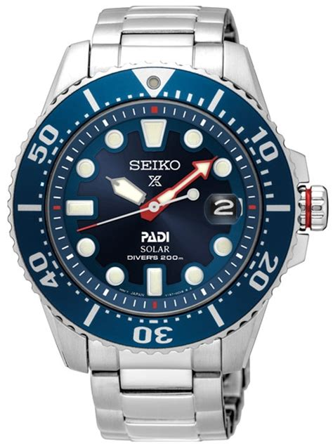 seiko dive watches seiko special edition padi prospex solar dive with
