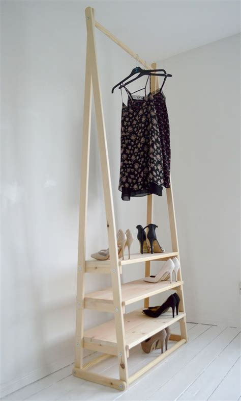 Diy Clothes Rack Wood by 25 Best Ideas About Coat Stands On Coat Racks Coat Hanger Stand And Hangers