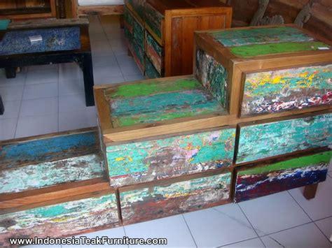 bali boat furniture cab2 1 reclaimed boat wood furniture bali drawers