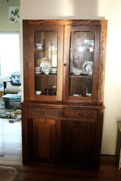 beautiful antique china cabinet whimsy gal