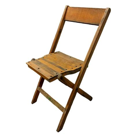 wood folding chairs wooden folding chairs at 1stdibs