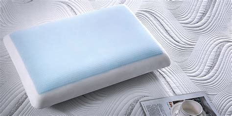 Cooling Pillow Reviews by 8 Best Cooling Pillows For 2018 Reviews On Gel And