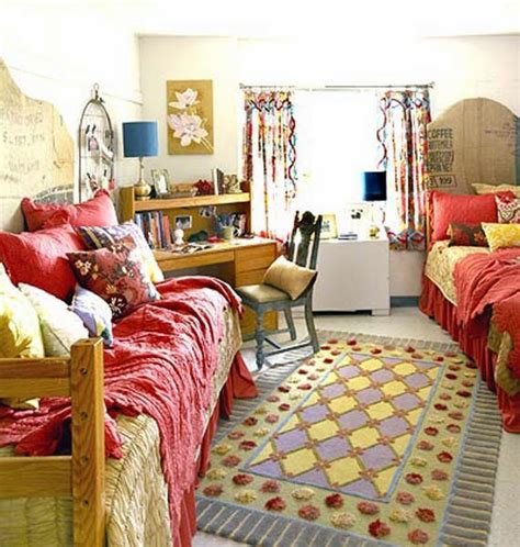 college bedroom decorating ideas college apartment decorations the flat decoration