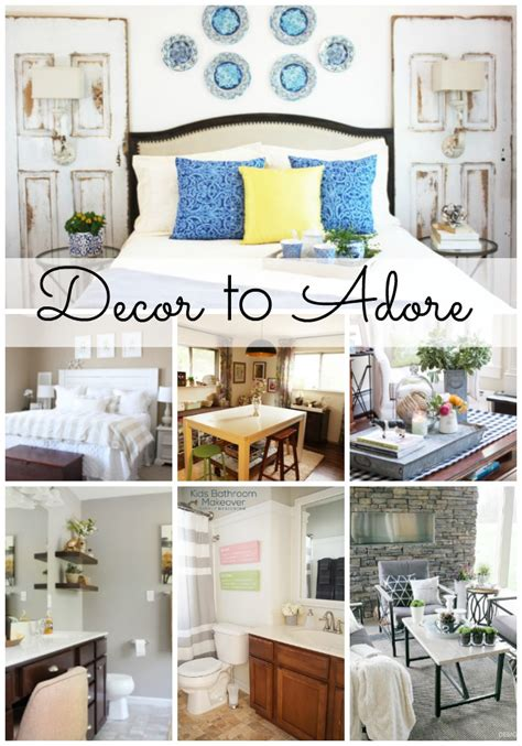 decor to adore all things and home