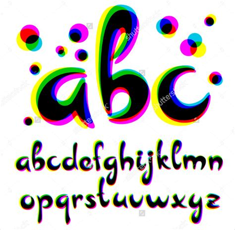 letter graphic design free cool graphic letters clipart best