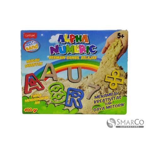 detil produk cotton alpha numeric magic sand 400 gr 8994472003114 superstore the smart choice