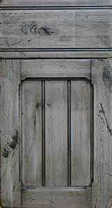 knotty alder custom shaker style distressed cabinet door
