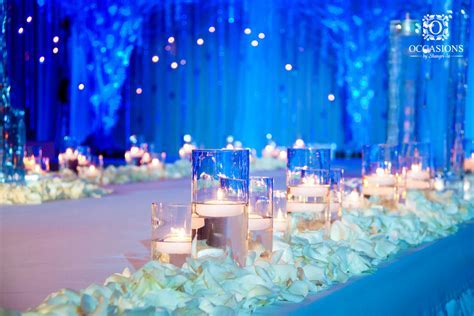 Winter Wonderland Wedding Theme