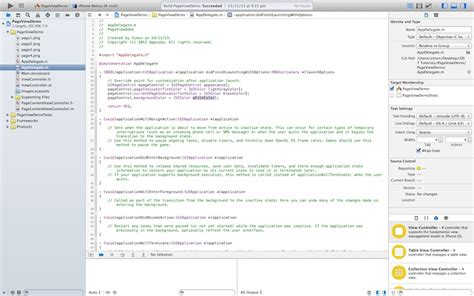 xcode tutorial notification what you need to begin ios programming appsinfoway