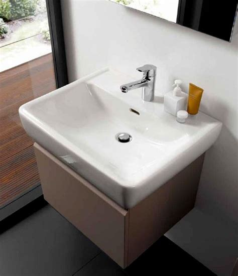 Laufen Pro 57cm Vanity Unit With Basin Uk Bathrooms Laufen Bathroom Furniture