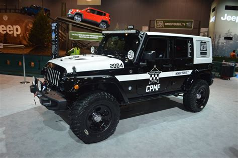 Jeep Chicago Jeep Goes Big At The Chicago Auto Show Jk Forum