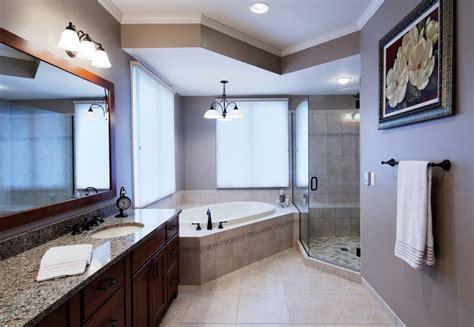 Modern Bathroom Tub by Corner Soaking Tub Bathroom Modern With Bathroom Sinks