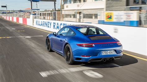 Porsche Gts 4 by Porsche 911 4 Gts 2018 Review All The Trimmings