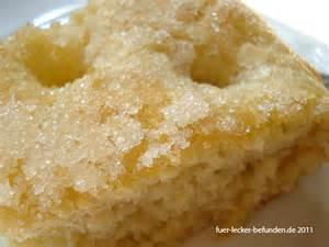 zucker kuchen zuckerkuchen rezepte suchen