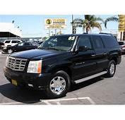 2005 Cadillac Escalade ESV  Information And Photos