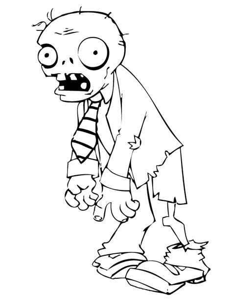 plants vs zombies coloring pages free plantas vs zombies fotos coloring pages