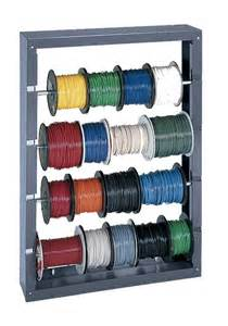 wire reels storage rack maney wire cable inc