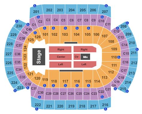 michelle obama xcel center tickets xcel energy center seating chart saint paul