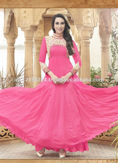 Karishma Kapoor Best Design Cheap Price Bulk Party Wear Evening Dress Indian Celebrity Fashion