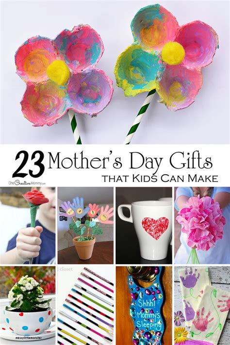 mothers day craft s day crafts for onecreativemommy