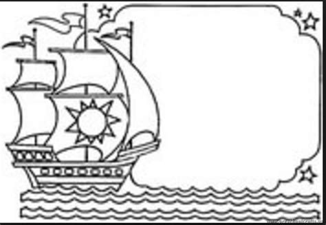 columbus day coloring pages for kindergarten 1492 christopher columbus day coloring pages for