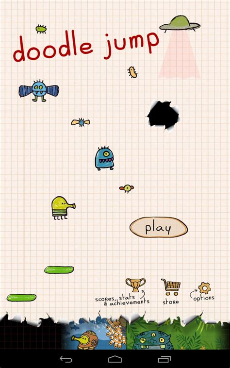 free of doodle jump doodle jump for kindle hd free