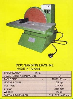 Bearing Pisau Mesin Profil Kayu Kecil Wood Trimmer Router as12 disc sanding machine products of mesin kayu wood machinery supplier perkakas teknik