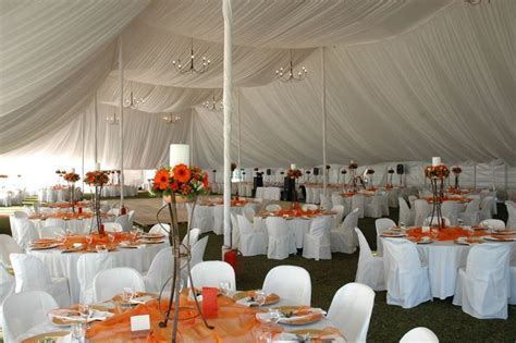 Hiring a wedding tent or marquee for your wedding in South